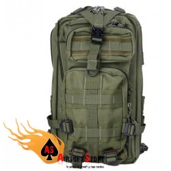 MOCHILA ASSAULT PACK 15L OD
