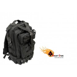 MOCHILA ASSAULT PACK 15L NEGRO