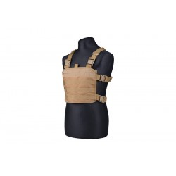 MINI CHEST RIG TACTICAL VEST TAN