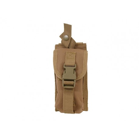 QUICK ACCESS MEDICAL POUCH -COYOTE