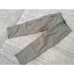 PANTALÓN SHARK SKIN SOFTSHELLl RANGER GREEN XL