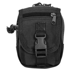 SMALL MOLLE UTILITY POUCH NEGRO