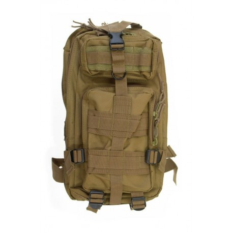 MOCHILA ASSAULT PACK 15L TAN