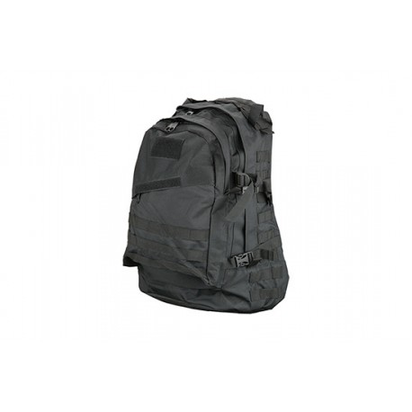 MOCHILA 3D- ASSAULT PACK NEGRO