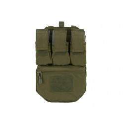 ASSAULT BACK PANEL - Olive