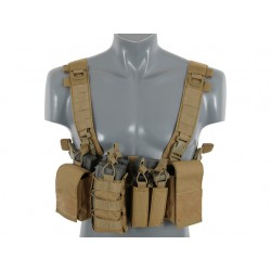 COMPACT MULTI-MISSION CHEST RIG V3 - COYOTE