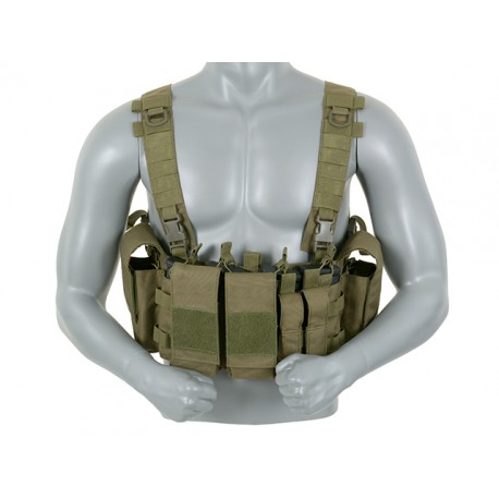 ASSAULT CHEST RIG - OLIVE