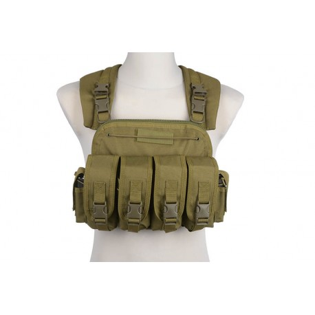 COMMANDER CHEST RIG TACTICAL VEST