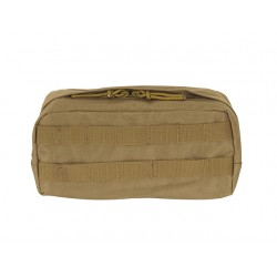 BIG UTILITY POUCH TAN