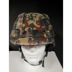 CASCO PASGT+FUNDA ORIGINAL FLECKTARN