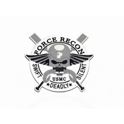 "PARCHE PVC ""FORCE RECON"""